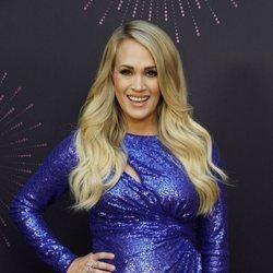 Carrie Underwood en  los premios CMT