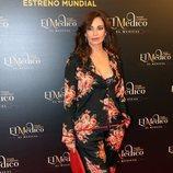 Mariló Montero en el estreno del musical de 'El médico' en Madrid