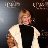Eugenia Martínez de Irujo en el estreno del musical de 'El médico' en Madrid