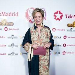 Inés Ballester en la Fiesta de Telemadrid del programa 'De todo corazón'
