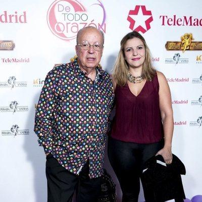 Rappel en la Fiesta de Telemadrid del programa 'De todo corazón'