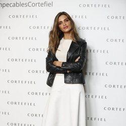 Sara Carbonero, imagen de la nueva campaña de Cortefiel