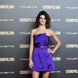 Clara Lago en el photocall de los Premios Cosmopolitan 2018