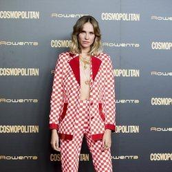 Brisa Fenoy en el photocall de los Premios Cosmopolitan 2018