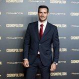 Saúl Craviotto en el photocall de los Premios Cosmopolitan 2018