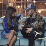 Chabelita Pantoja y Omar Montes durante la sexta gala de 'GH VIP 6'