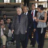 La Reina Letizia aplaude a Martin Scorsese en Oviedo