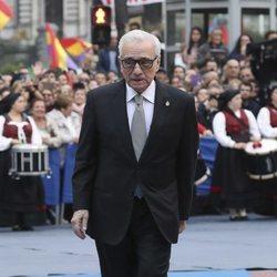 Martin Scorsese en los Premios Princesa de Asturias 2018