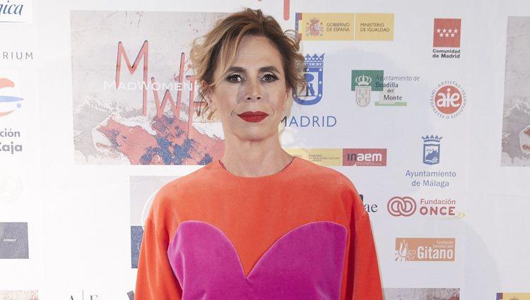 Ágatha Ruiz de la Prada en la entre de premios Madwomen 2018