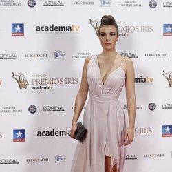 Lucía Martín Abello en los Premios Iris 2018