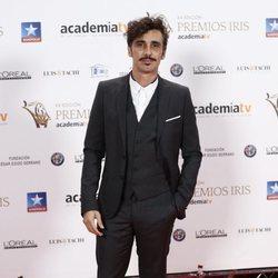 Canco Rodríguez en los Premios Iris 2018