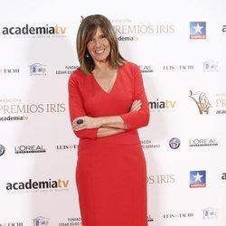Ana Blanco en los Premios Iris 2018