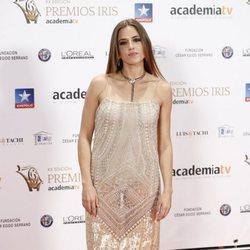 Marina Salas en los Premios Iris 2018