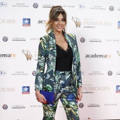 Anna Simón en los Premios Iris 2018