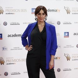 Ana Morgade en los Premios Iris 2018