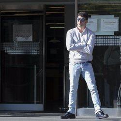 Fran Álvarez en el juicio de Belén Esteban