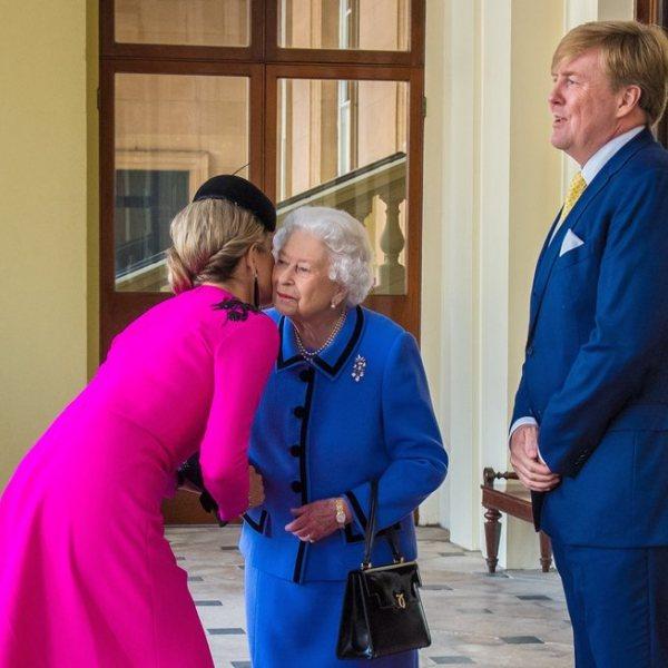 Visita de Estado de Guillermo Alejandro y Máxima de Holanda a Reino Unido