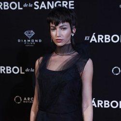 Úrsula Corberó en la premiere de 'El árbol de sangre'