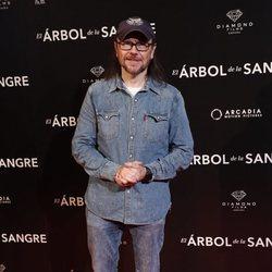 Santiago Segura en la premiere de 'El árbol de sangre'