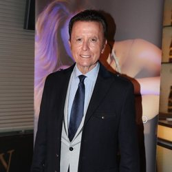 José Ortega Cano en la presentación del disco de Rosario Mohedano 'Me voy acercando a ti'