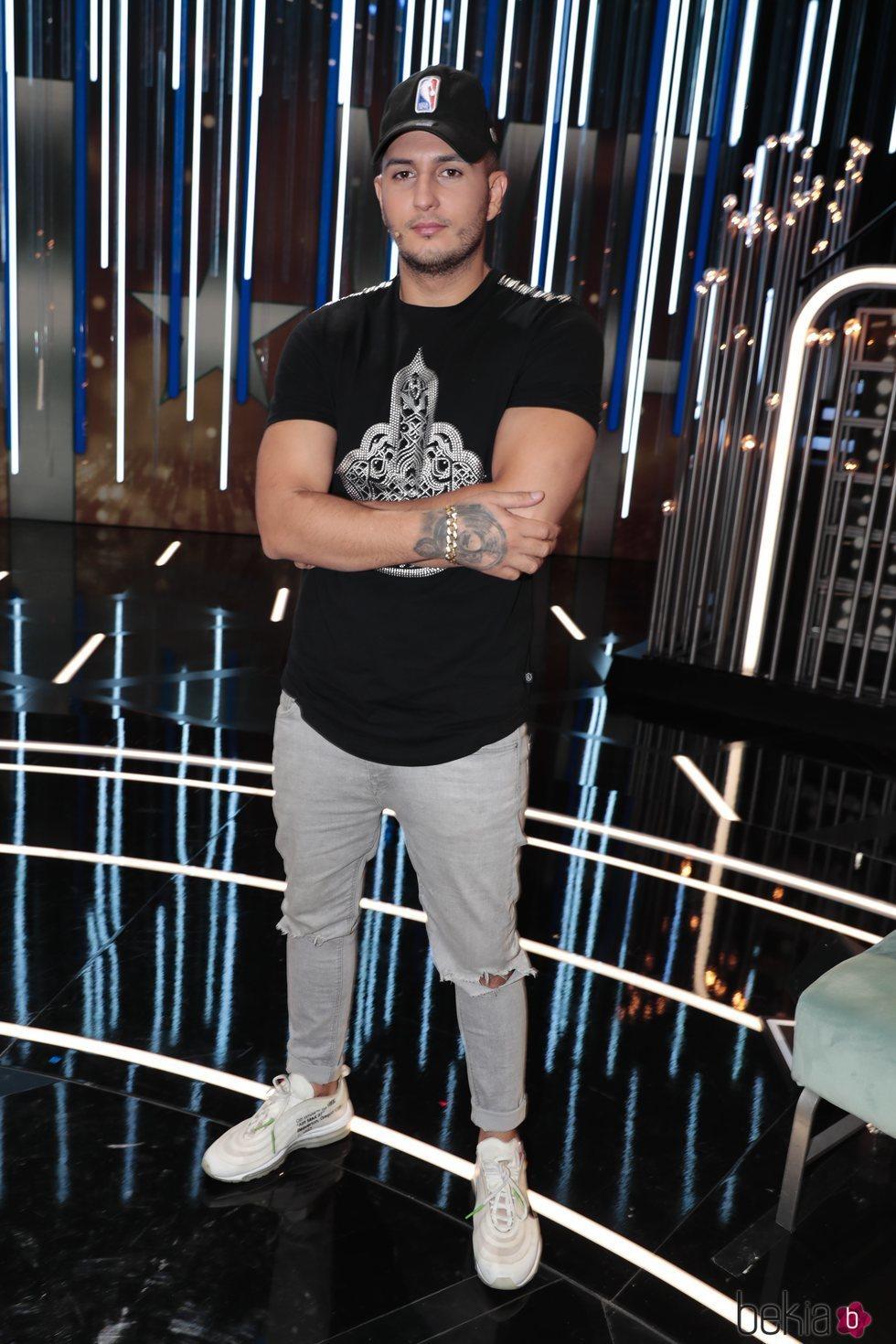Omar Montes en la gala 7 de 'GH VIP 6'