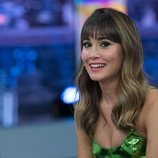 Aitana Ocaña, sonriente en 'El Hormiguero'