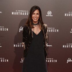 Lydia Bosch en el estreno de la película 'El fotógrafo de Mauthausen'