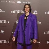 Alba Flores en el estreno de la película 'El fotógrafo de Mauthausen'