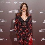 Mariló Montero en el estreno de la película 'El fotógrafo de Mauthausen'