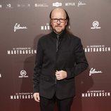 Santiago Segura en el estreno de la película 'El fotógrafo de Mauthausen'
