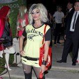 Cindy Crawford en la fiesta de Halloween en Casamigos