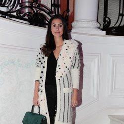 Alessandra de Osma en la fiesta de Charlotte Tilbury