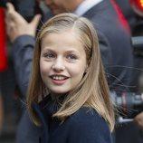 La Princesa Leonor en su 13 cumpleaños