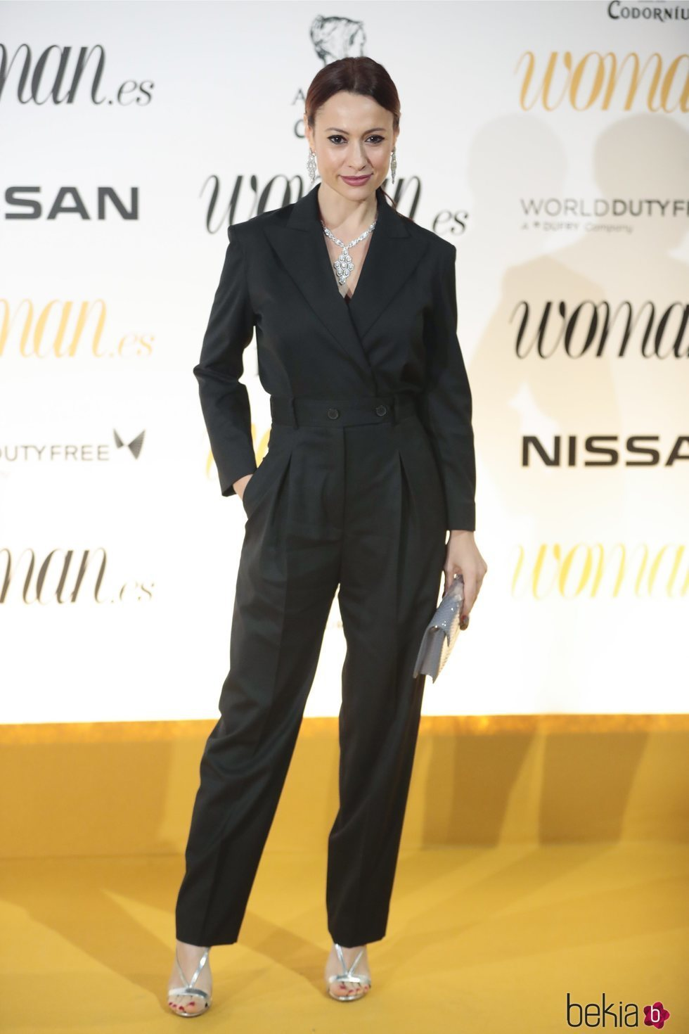 Natalia Verbeke en los Premios Woman 2018