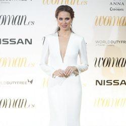 Vanesa Romero en los Premios Woman 2018