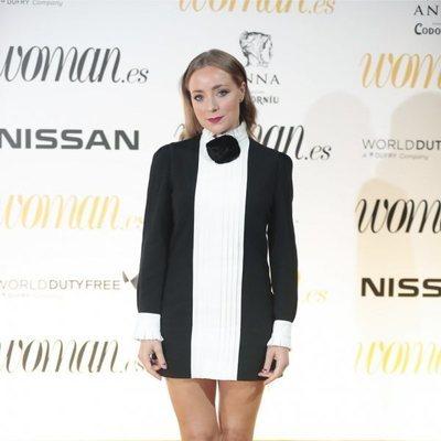 Ángela Cremonte en los Premios Woman 2018