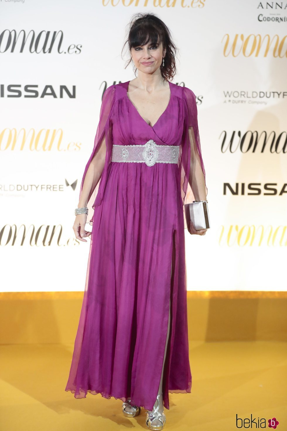 Beatriz Rico en los Premios Woman 2018