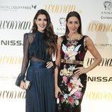 Elsa Anka y Lidia Torrent en los Premios Woman 2018