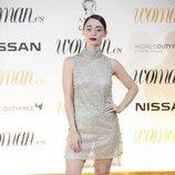Elena Rivera en los Premios Woman 2018