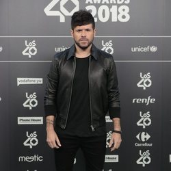 Pablo López en Los 40 Music Awards 2018