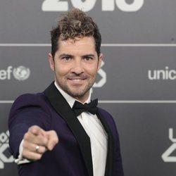 David Bisbal en Los 40 Music Awards 2018