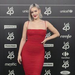 Anne Marie en Los 40 Music Awards 2018