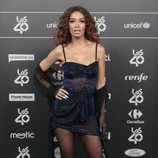 Eleni Foureira en Los 40 Music Awards 2018