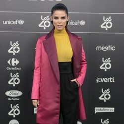 Juana Acosta en Los 40 Music Awards 2018