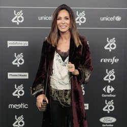 Lydia Bosch en Los 40 Music Awards 2018