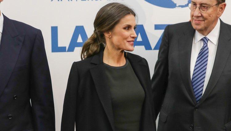 La Reina Letizia en el XX aniversario de La Razón