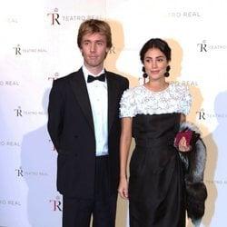 Christian de Hannover y Alessandra de Osma en la Gala Anual Teatro Real 2018