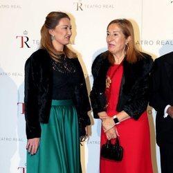 Ana Pastor en la Gala Anual Teatro Real 2018
