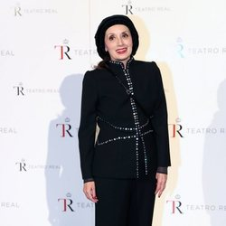Luz Casal en la Gala Anual Teatro Real 2018