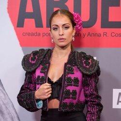 Hiba Abouk en el estreno de 'Arde Madrid'